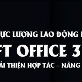 TSG-SOFT365 TỔ CHỨC THÀNH CÔNG BUỔI HỘI THẢO MICROSOFT OFFICE 365 TẠI HÀ NỘI