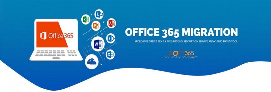 Office 365 Migration banner