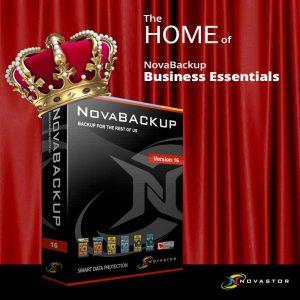NOVABACKUP BUSINESS ESSENTIALS 1